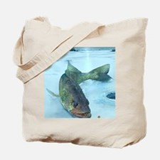 Walleye Ice Tote Bag