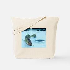 Walleye Ice Tote Bag