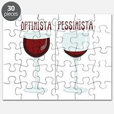 OPTIMISTA PESSIMISTA Puzzle