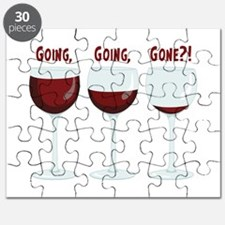 GOING, GOING, GONE?! Puzzle