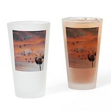 Dandy Drinking Glass