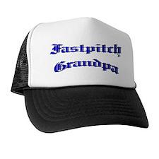 Fastpitch Grandpa Trucker Hat