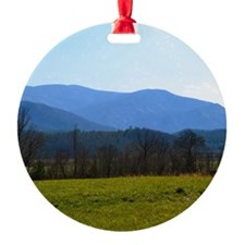 Great Smoky Mountains Mousepad Ornament