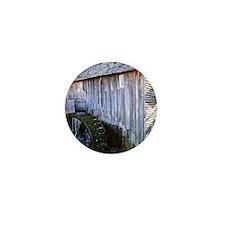 Old Mill Cades Cove Mini Button