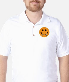 Have a Nice Day Halloween-01 white-01 T-Shirt