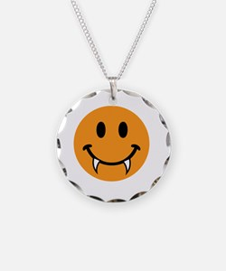 Have a Nice Day Halloween-01 Necklace
