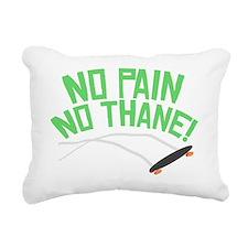 nopainnothane Rectangular Canvas Pillow