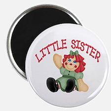 """Raggedy Ann Little Sister 2.25"""" Magnet (10 pack)"""