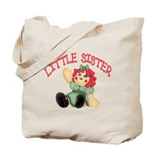 Raggedy Ann Little Sister Tote Bag