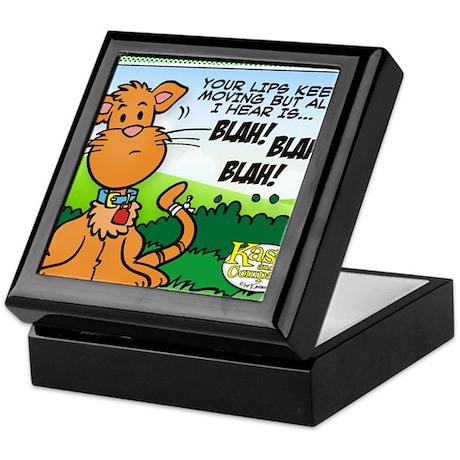 BLAH! BLAH! BLAH! Keepsake Box