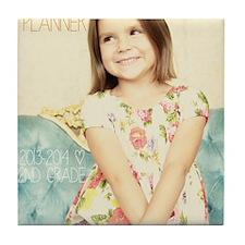 Anya Lesson Planner 2013-2014 Tile Coaster