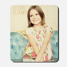 Anya Lesson Planner 2013-2014 Mousepad