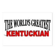"""The World's Greatest Kentuckian"" Postcards (Packa"