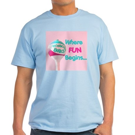 Pensacola Beach Fun T-Shirt