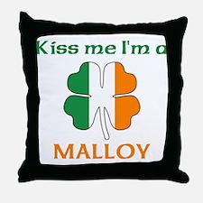 Malloy Family Throw Pillow