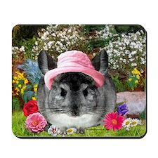 Garden Chin Mousepad