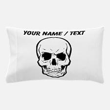 Custom Skull Pillow Case