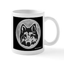 Mug  Ghost Wolf Moon