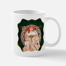 Floral Damsel Mug