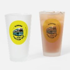 Kenosha Streetcar Day 2013 FINAL Drinking Glass