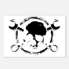 wrench-gear-sk-LTT Postcards (Package of 8)