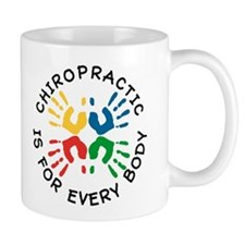 Chiro Is For Every Body Small Mug