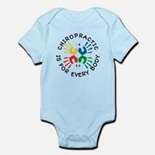 Chiro Is For Every Body Infant Bodysuit