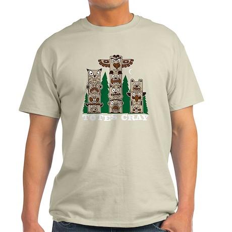 Totes Cray Light T-Shirt