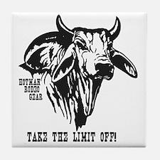 Take The Limit Off! Tile Coaster