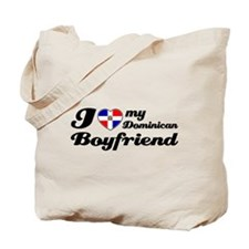Dominican Boy friend Tote Bag