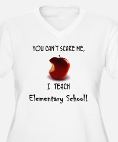 No scare elementary school teacher T-Shirt