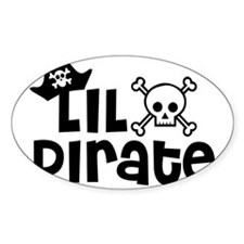 Lil Pirate Decal