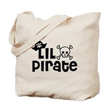 Lil Pirate Tote Bag
