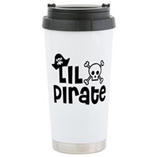 Lil Pirate Travel Mug