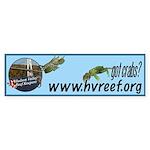 HVREEF Sticker (Got Crabs?)