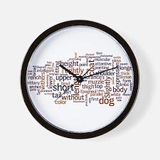 Cute Breton Wall Clock
