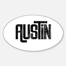 Austin Collection Decal