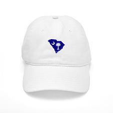 South Carolina Palmetto Baseball Cap