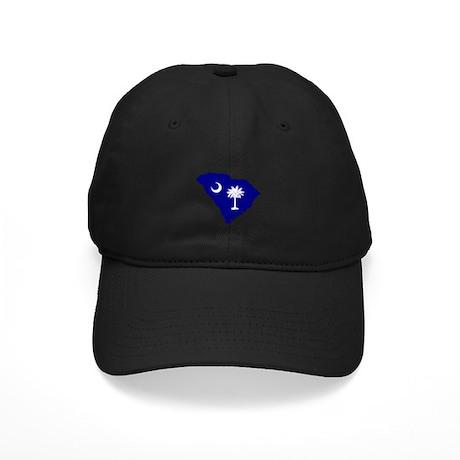 South Carolina Palmetto Black Cap