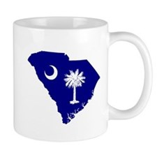 South Carolina Palmetto Mug