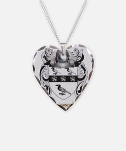 Nicholes Coat of Arms (Family Necklace