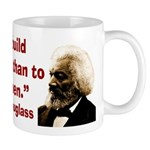 Frederick Douglass on Children Coffee Mug