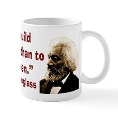 Frederick Douglass on Children Coffee Mug