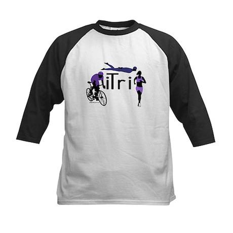 iTri Kids Baseball Jersey