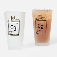 Corgium Drinking Glass