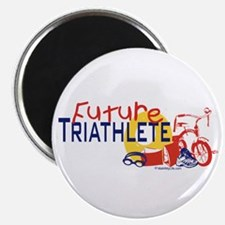 Future Triathlete Magnet