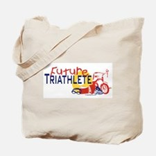Future Triathlete Tote Bag