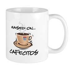 Raised on Cafecito Mug