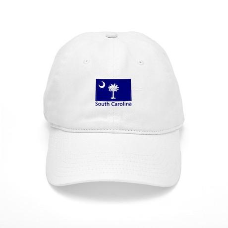 South Carolina Flag Cap