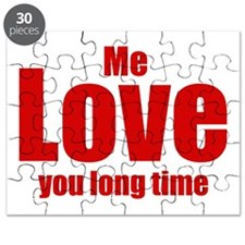 Me love you long time Puzzle
